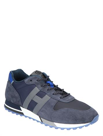 Hogan Sneaker H383 Blue Multicolor
