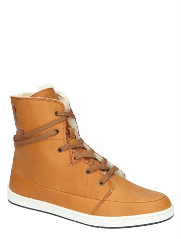 Hub Footwear Chess Cognac / Off White