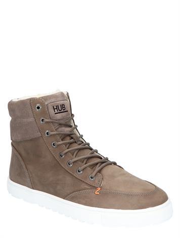 Hub Footwear Dublin Grey