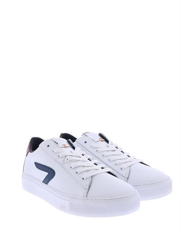Hub Footwear Hook-Z White Blue