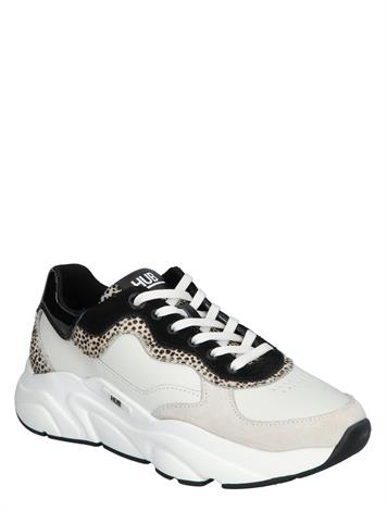 Hub Footwear Rock Cheetah Off White Cheeta