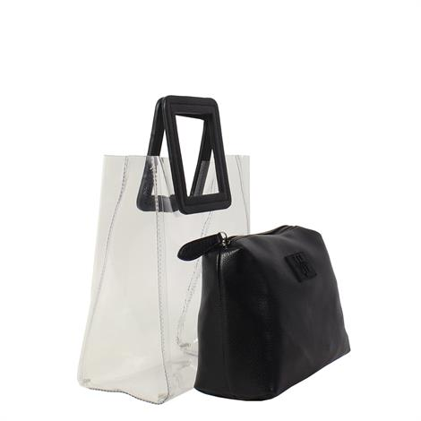 Ilse Jacobsen Bag 12 Clear Black
