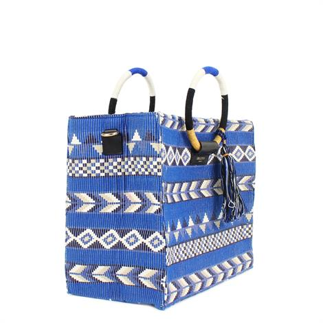 Lollipops Daba Shopper Blue
