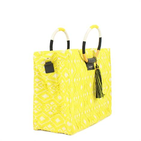 Lollipops Daba Shopper Yellow