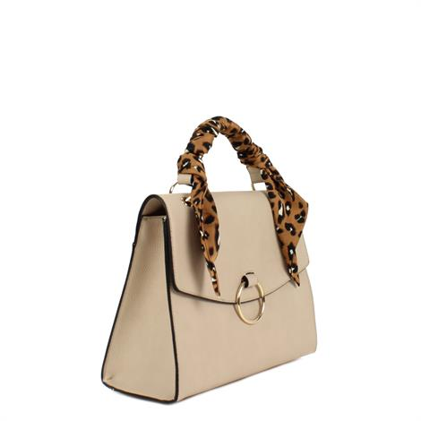 Lollipops Deflow Satchel L Taupe