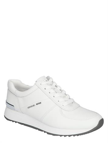 Michael Kors Allie Trainer Optic White