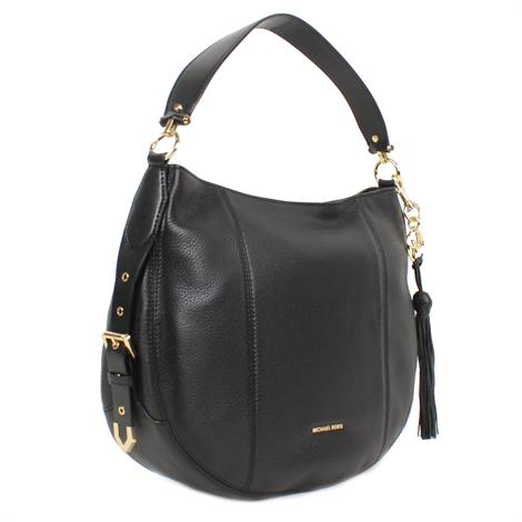 Michael Kors Brooke Large Hobo Black
