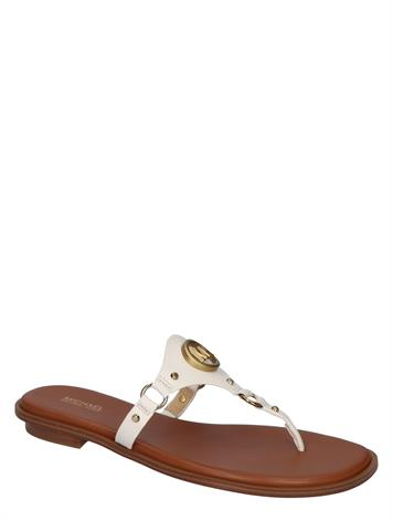 Michael Kors Conway Sandal Light Cream