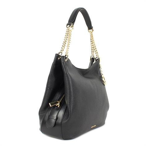 Michael Kors Lillie Large Tot Black