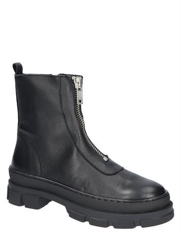 Miss Behave  Black Leather