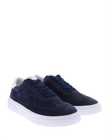 Mr. Jackson M1287  Dark Blue Suede