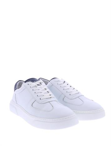 Mr. Jackson M1287  White Leather