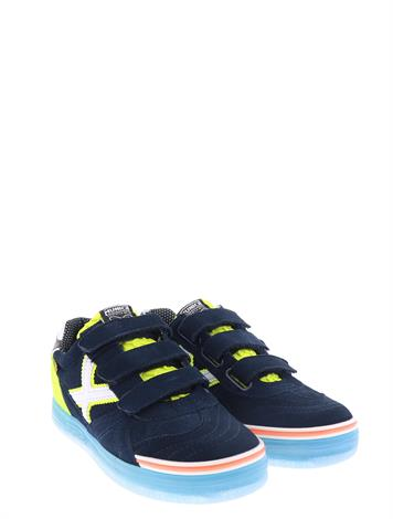 Munich 1514104 Navy Yellow