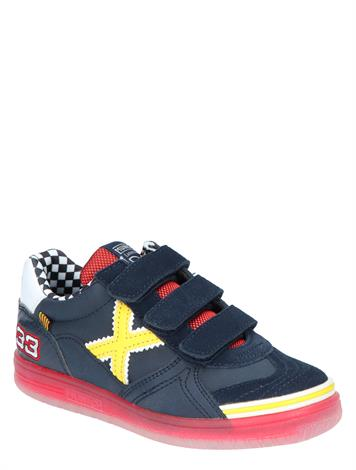 Munich 1514151 Navy Yellow