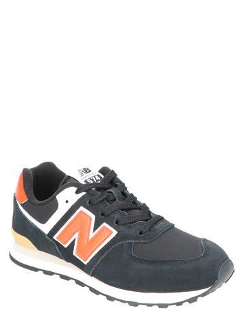 New Balance GC/PC 574 ML2 001 Black