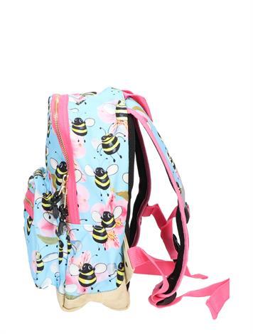 Pick en Pack Bee Backpack S Sky Blue