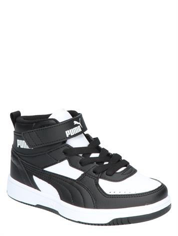 Puma Rebound Joy Black White