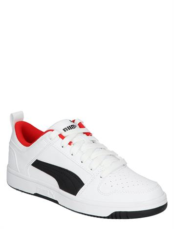 Puma Rebound Lay up Lo SL White Black