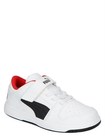Puma Rebound Layup White Black