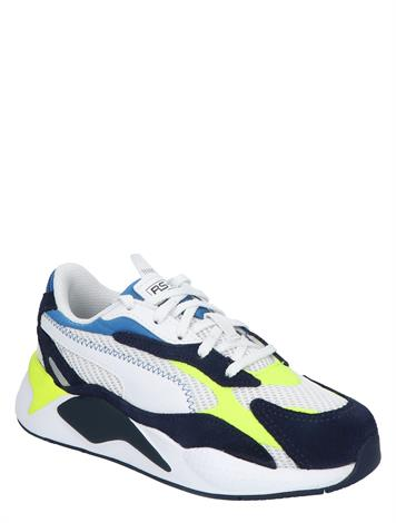 Puma RS-X3 Twill White Blue