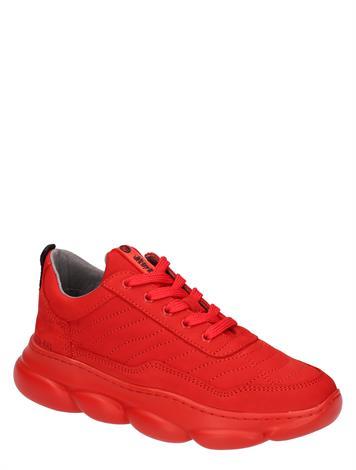 Red-Rag 13541 Red Nubuck