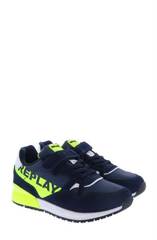 Replay Katai Navy Yellow