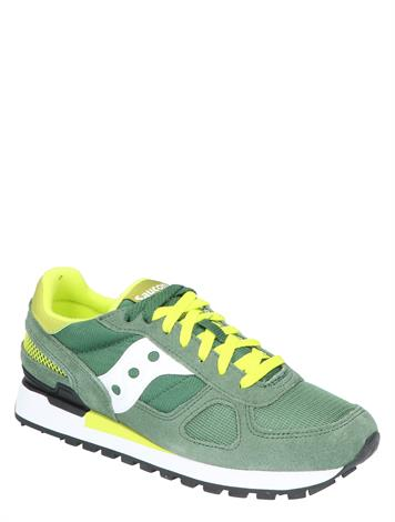 Saucony Shadow Original Green/White/Yellow