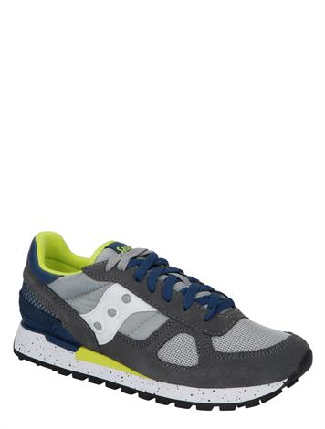 Saucony Shadow Original Grey/Blue/Yellow