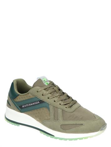 Scotch & Soda Vivex Sneaker Army Green