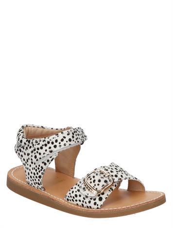 Shoesme CS21S004 White Black Dota
