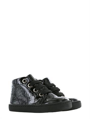 Shoesme FL21W001-L Shiny Black