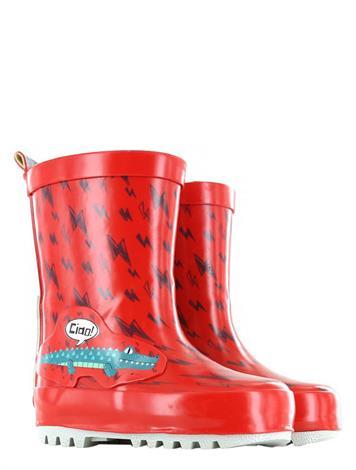 Shoesme GB-ALLIGATOR-RB Red