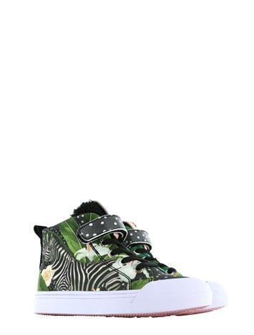 Shoesme GB-MAGICZEBRA-H Zebra Print