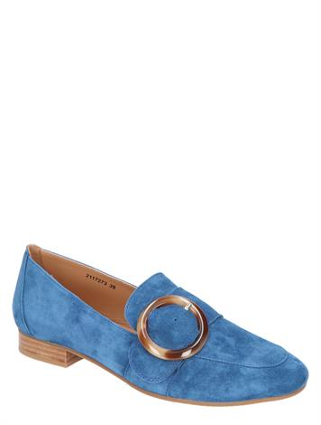 Si Melina Blue Suede