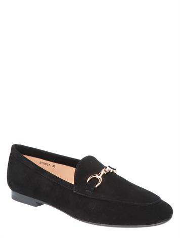 Si Mexy Black Suede