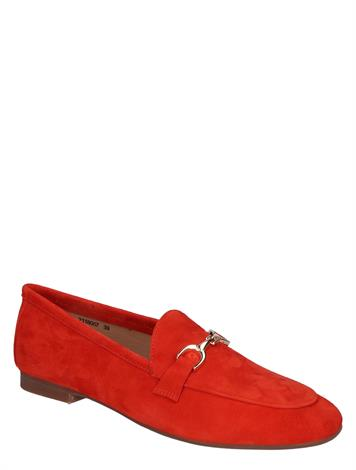 Si Mexy Light Red Suede
