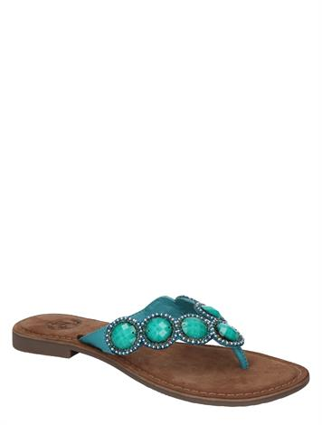 Si Mirre Turquoise