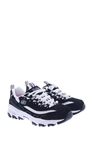 Skechers 80587 Black White