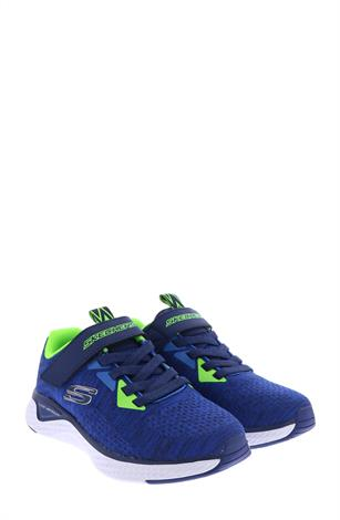 Skechers Solar Fuse Lightweight Blue