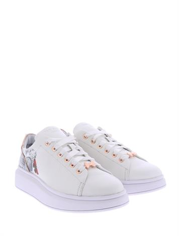Ted Baker 918194 White Narnia Leather