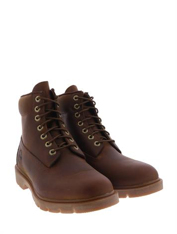 Timberland 6 Inch Basic Non Contrast Medium Brown