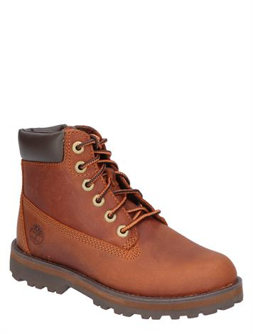 Timberland Courma Kid 6 Inch Boot Mid Brown Full Grain