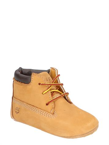 Timberland Crib Bootie with Hat TB09589R 231 Wheat