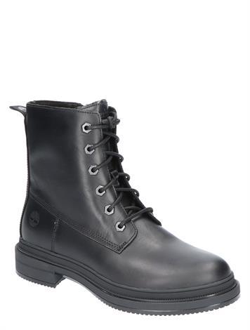 Timberland Lisbon Lane Collarless Boot Jet Black