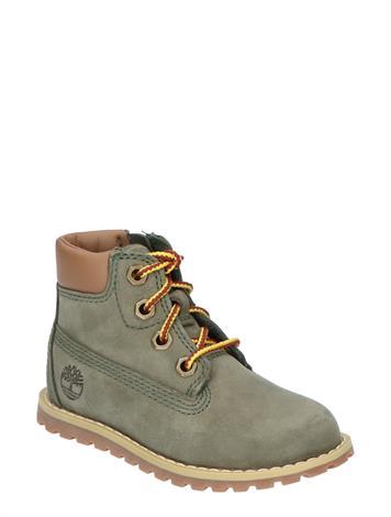 Timberland Pokeypine Boot Dark Green Nubuck