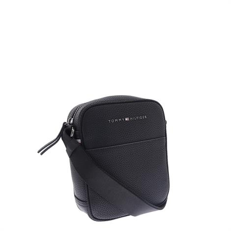 Tommy Hilfiger Essential Mini Reporter Black