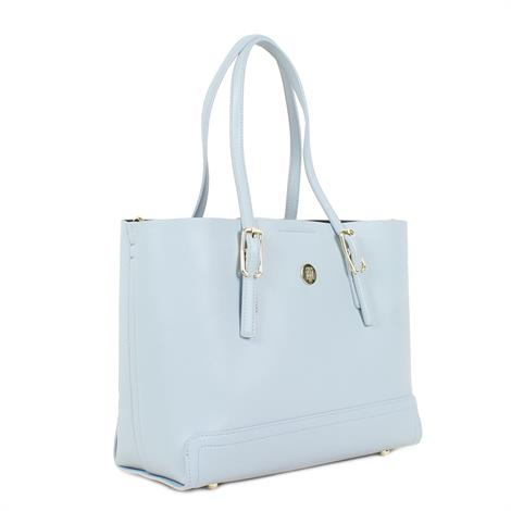 Tommy Hilfiger Honey Med Tote Breezy Blue