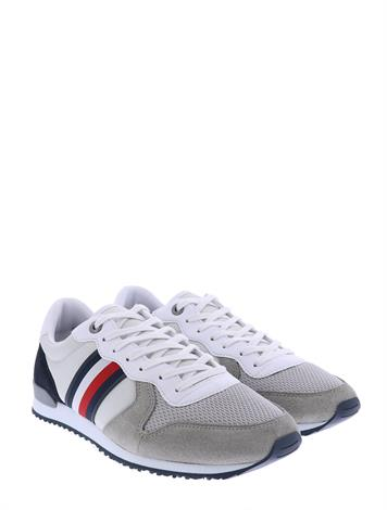 Tommy Hilfiger Iconic Mix Runner Antique Silver