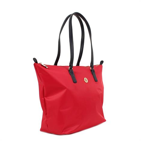 Tommy Hilfiger Poppy Tote Barbados Cherry