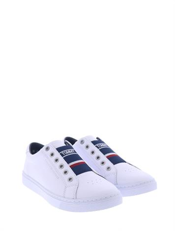 Tommy Hilfiger Tommy Elastic Cit White
